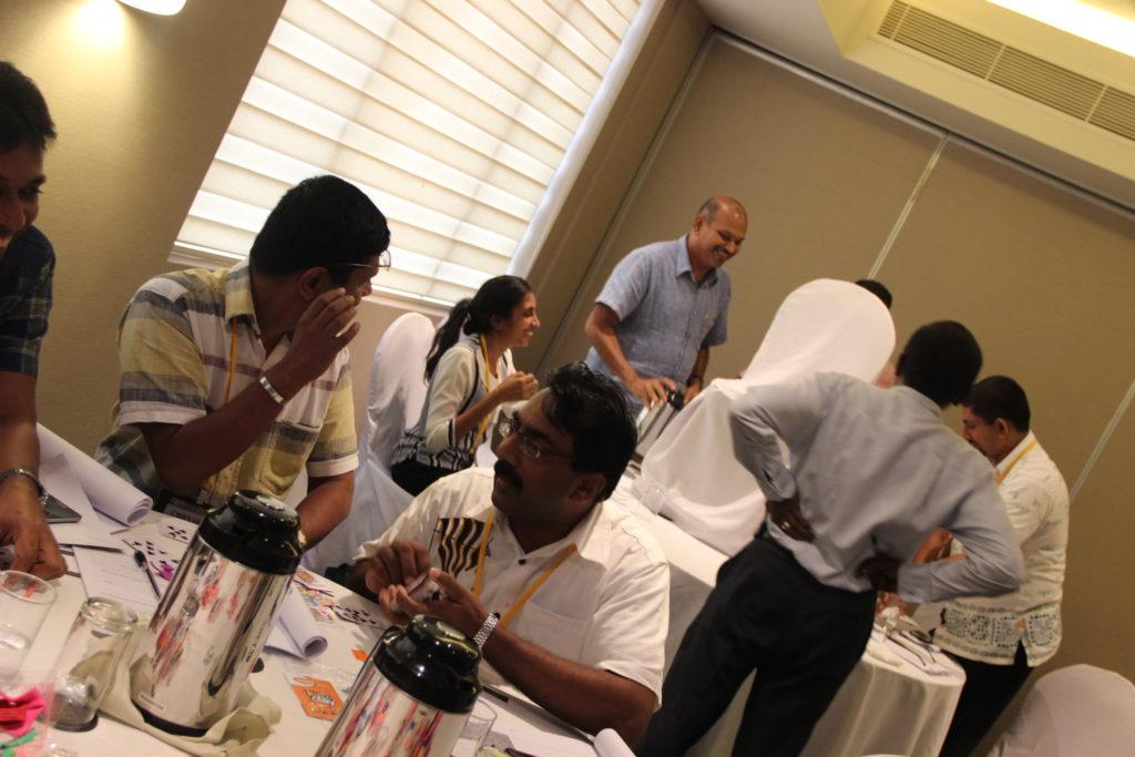 BRAND-i workshop in progress - SRILANKA